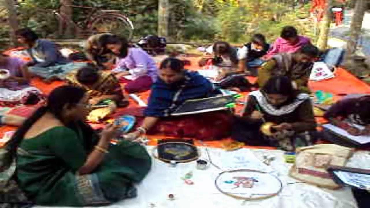 Live Art And Craft Workshop By Fevicryl Hobby Ideas In Kolkata Part 2